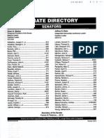 Senate Directory 2.13.15