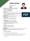 Usman Mughal Resume
