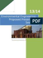 Environmentalvironmental Engineering Course Engineering Course