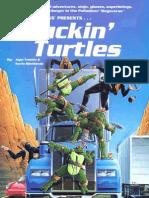 TMNT RPG - Truckin' Turtles