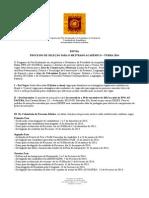 Edital 2014 Mestrado Academico