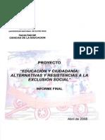 Cantero-Educacion y Ciudadania-Alternativas a La Exclusion Social-Cap.1