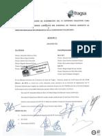 Acta 1 Comisión Seguimiento VI Convenio Colectivo