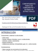 Exposición Sistemas No Estructurales (15!11!2013) PARTE 1