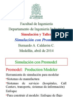 Clase ProModel