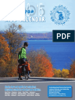 2015 Michigan Ride Calendar