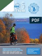 2015 Michigan Ride Calendar