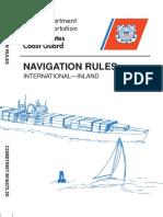 USCG Navigation Rules