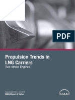 Propulsion Trends in Lng Carriers