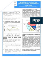 BOP IIP - Q3 2014 Publication