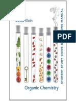 Organic Chemistry - Solution Manual