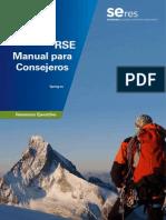 RSE Manual para consejeros.