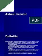 Astmul Bronsic Curs Stud.2014