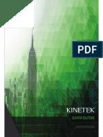 kinetek elevator solutions may 2014