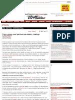 Furor Grows Over Partisan Car Dealer Closings