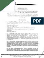 Acuerdo 375 Valores Matricula Derechos Pecuniarios 2015