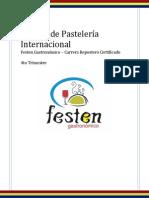 Manual de Pastelería Internacional