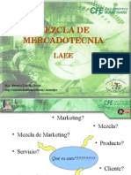 Mezcla de Mercadotecnia 1