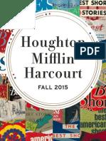HMH Fall 2015 General Interest Catalog