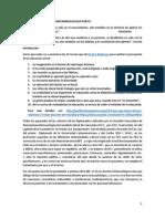 Las Dosis en Neuroinmunofarmacologia Parte i