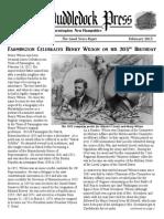 Puddledock Press February 2015