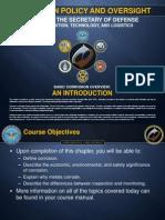 CPO Basic Corrosion Course 1