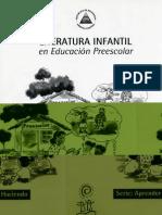 Literatura Infantil Educacion Preescolar