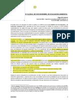 Novedades de la Ley 21/2013 de EIA