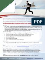 AnalogMixedSignal-ICDesign-Expert 1213