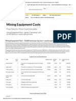 Mine & Mill Equipment Costs Estimator's Guide, Capital & Operating Costs _ CostMine.pdf