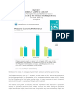 Balisacan - Q1 2014 Philippine Economic Performance (1)