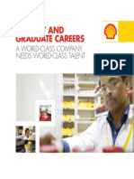 Shell Career Brochure