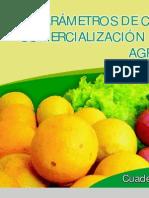 Cuadernillo Nº6 Guía Parámetros de Calidad para la Comercialización de Productos Agroecológicos