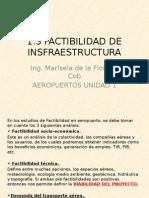 infraestructura de un aeropuerto