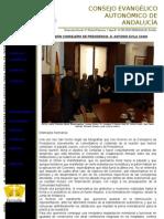 Reunión 1 Consejero Presidencia Antonio Ávila