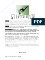 David Kenney - 51 Faces South