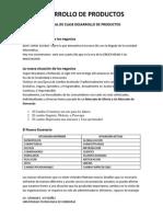Resumen_capitulo_I_Desarrollo de Productos