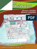 Cuadernillo Nº7 Abonos orgánicos