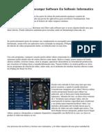 Los Peligros De Descargar Software En Softonic Informatics