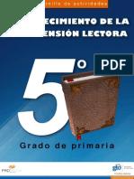 Español para grado 5 primaria