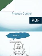 Chap 1d - Process Control