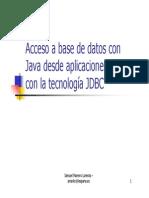 JDBC 01