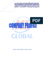 KP GLOBAL Profile Eng