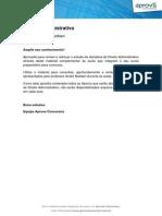 Nocoes de Direito Administrativo Pf 2013 Intensivao Aprova Premium