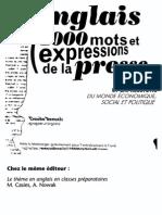 [Claude Renucci] Anglais 1000 Mots Et Expressions (BookZZ.org)