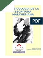 La Psicología de la Escritura Marchesiana.docx