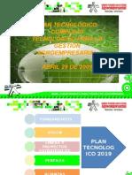 Plan Tecnologico 2019 -Complejo