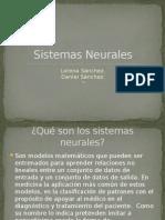 Sistemas Neurales