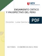 Sectores Economicos en El Peru