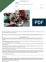 'Hidden Hunger' Affects Two Billion - The Hindu